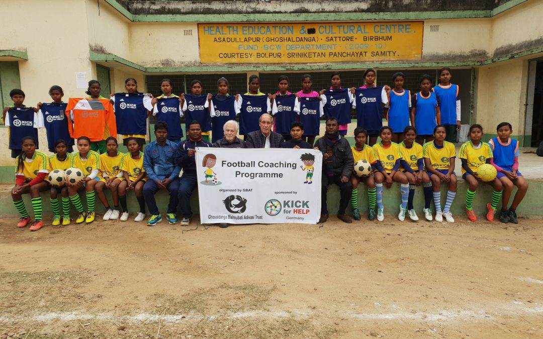 Corona stoppt auch Kick for Help Projekte