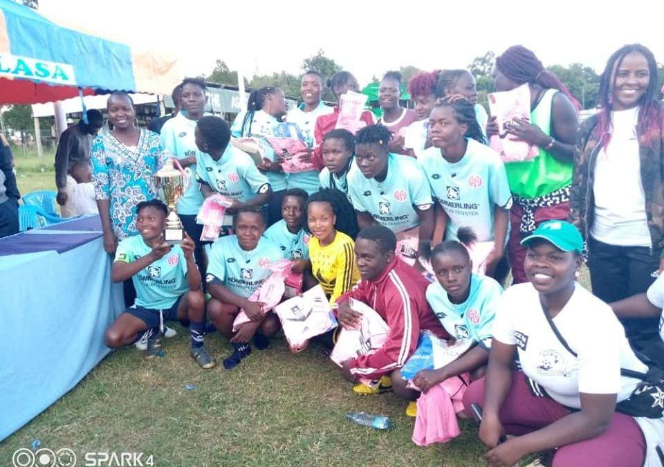 Fußball und Gesundheitsaufklärung in Kenia