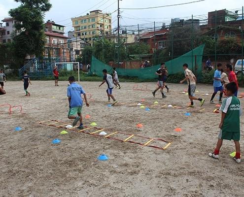 Kick for Help unterstützt weiteres Projekt in Nepal