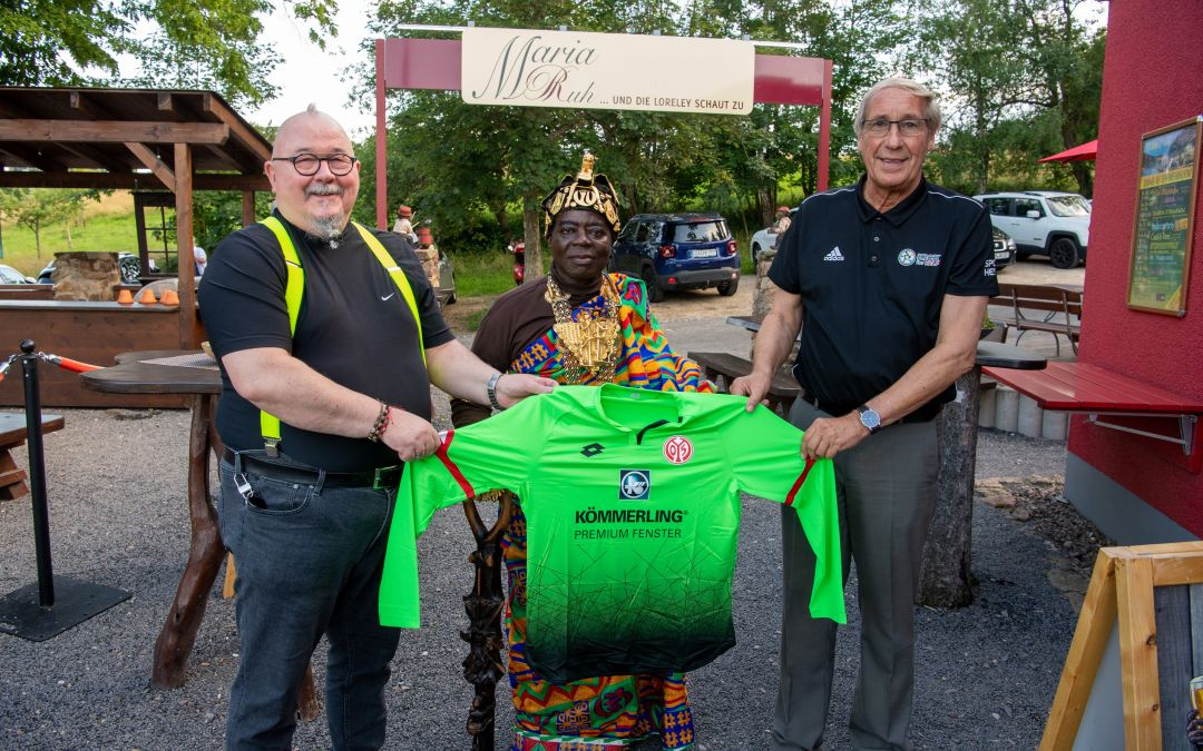 Neues Kick for Help Fußball-Projekt in Ghana