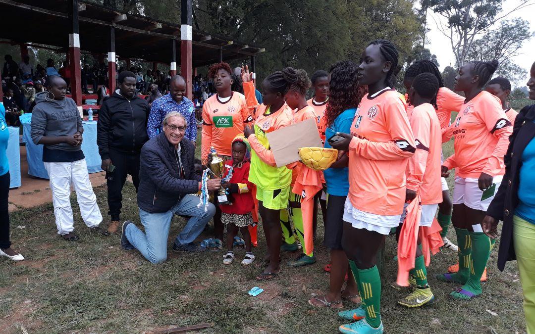 Kick for Help Projekt in Kenia